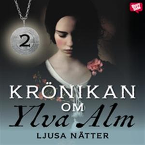 Ljusa nätter (ljudbok) av Ida S. Skjelbakken