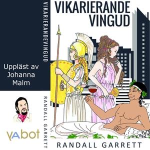 Vikarierande vingud (ljudbok) av Randall Garret
