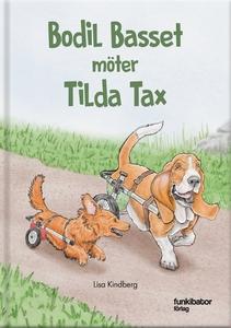 Bodil Basset möter Tilda Tax (ljudbok) av Lisa