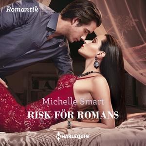 Risk för romans (ljudbok) av Michelle Smart