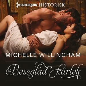 Beseglad kärlek (ljudbok) av Michelle Willingha