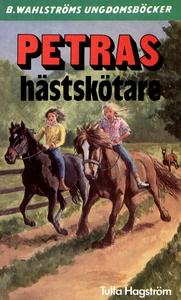 Petra 7 - Petras hästskötare (e-bok) av Tulla H