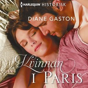 Kvinnan i Paris (ljudbok) av Diane Gaston