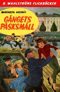 Gänget 7 - Gängets påsksmäll (e-bok) av Margare
