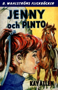 Jenny 4 - Jenny och Pinto (e-bok) av Kay Allen