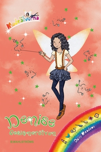 Modeälvorna 3 - Denise designerälvan (e-bok) av