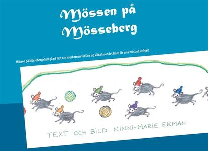 Mössen på Mösseberg (e-bok) av Ninni-Marie Ekma