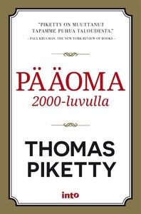 Pääoma 2000-luvulla (e-bok) av Thomas Piketty