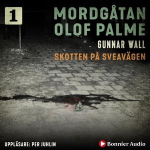 Skotten på Sveavägen (ljudbok) av Gunnar Wall
