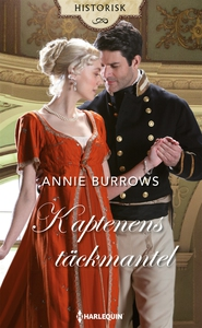 Kaptenens täckmantel (e-bok) av Annie Burrows