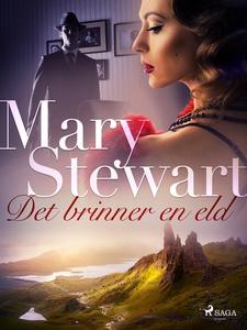 Det brinner en eld (e-bok) av Mary Stewart