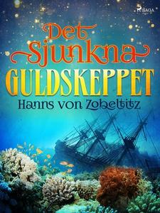 Det sjunkna guldskeppet (e-bok) av Hanns von Zo