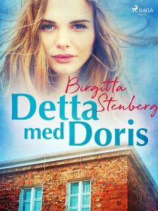 Detta med Doris (e-bok) av Birgitta Stenberg