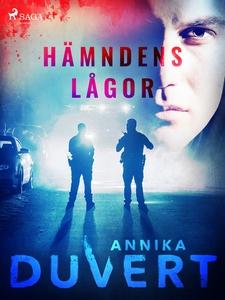 Hämndens lågor (e-bok) av Annika Duvert