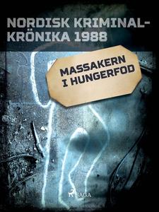 Massakern i Hungerford (e-bok) av Diverse förfa