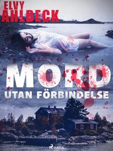 Mord utan förbindelse (e-bok) av Elvy Ahlbeck