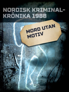 Mord utan motiv (e-bok) av Diverse författare