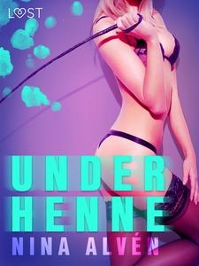 Under henne (e-bok) av Nina Alvén
