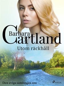 Utom räckhåll (e-bok) av Barbara Cartland