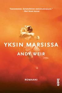 Yksin Marsissa (e-bok) av Andy Weir