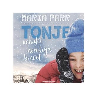 Tonje och det hemliga brevet (ljudbok) av Maria