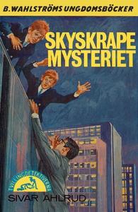Tvillingdetektiverna 34 - Skyskrape-mysteriet (