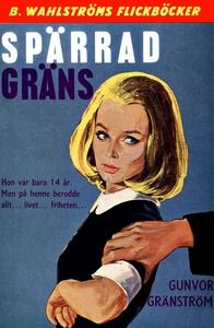 Spärrad gräns (e-bok) av Gunvor Gränström