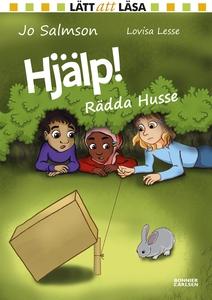 Hjälp! Rädda Husse (e-bok) av Jo Salmson
