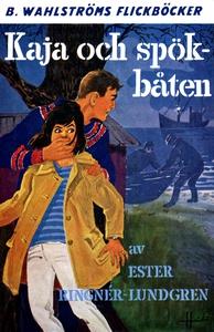 Kaja 1 - Kaja och spökbåten (e-bok) av Ester Ri