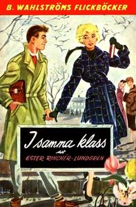 I samma klass (e-bok) av Ester Ringnér-Lundgren