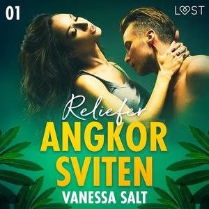 Angkorsviten 1: Reliefer (ljudbok) av Vanessa S