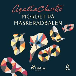 Mordet på maskeradbalen (ljudbok) av Agatha Chr