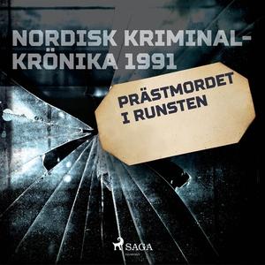 Prästmordet i Runsten (ljudbok) av Diverse