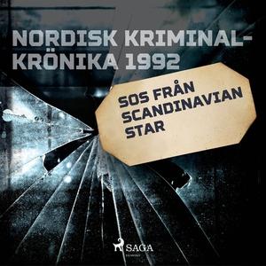 SOS från Scandinavian Star (ljudbok) av Diverse