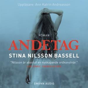 Andetag (ljudbok) av Stina Nilsson Bassell