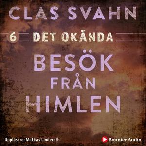 Besök från himlen (ljudbok) av Clas Svahn
