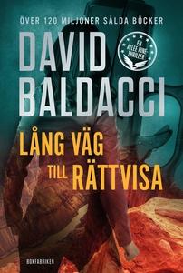 Lång väg till rättvisa (e-bok) av David Baldacc