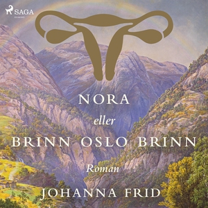 Nora eller Brinn Oslo brinn (ljudbok) av Johann