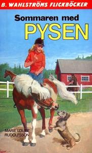 Pysen 2 - Sommaren med Pysen (e-bok) av Marie L
