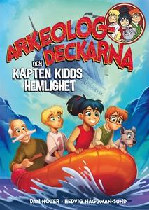 Arkeologdeckarna och Kapten Kidds hemlighet (e-