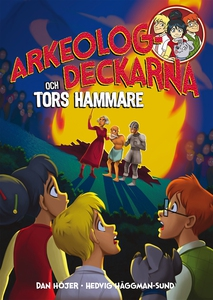 Arkeologdeckarna och Tors hammare (e-bok) av Da