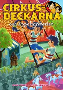 Cirkusdeckarna och äppelmysteriet (e-bok) av Da
