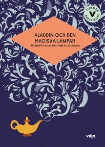 Aladdin och den magiska lampan (ljudbok) av Hai