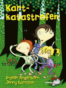 Kartkatastrofen (e-bok) av Ingelin Angerborn