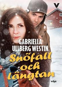 Snöfall och längtan (ljudbok) av Gabriella Ullb