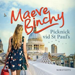 Picknick vid St Paul's (ljudbok) av Maeve Binch