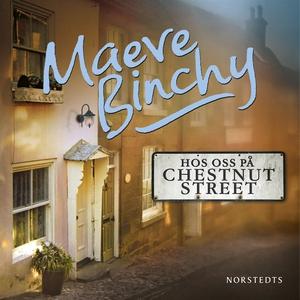 Hos oss på Chestnut Street (ljudbok) av Maeve B