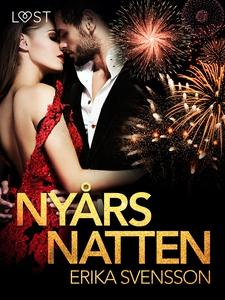 Nyårsnatten - erotisk novell (e-bok) av Katja S