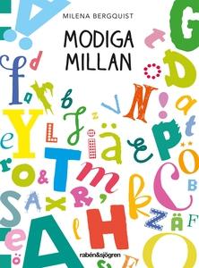 Modiga Millan (e-bok) av Milena Bergquist