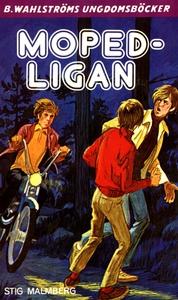 Moped-ligan (e-bok) av Stig Malmberg